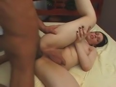 Black guy loves tranny ass