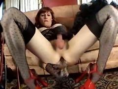 Tara Emory in lingerie webcam show