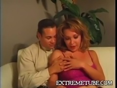 Mature tranny in lingerie loves to fuck