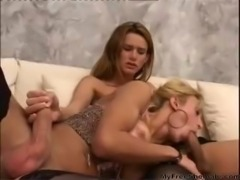 These latina GFs have big cocks