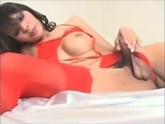 Hot masturbation & anal scenes