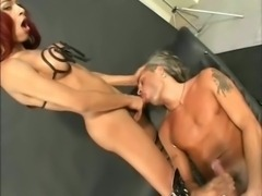 Super Shemale Cumshots 4