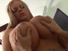 Busty Tbitch fucked hard