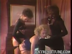 Three horny Tbabes have fun