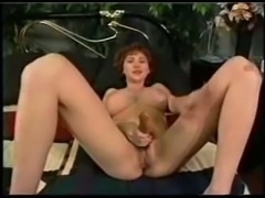 Horny ass fucking in threesome