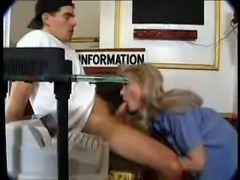 Brandy Scott - Police Uniform Sex