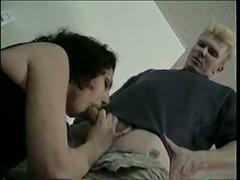 Hot fucking with horny tranny