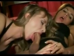 Hot trio fucked as well