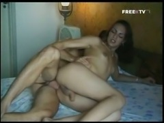 Teen TS Chick On Dick
