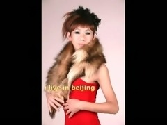 Aisa ladyboy or beijing crossdresser