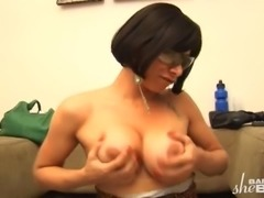 Hot shemale fucks her lover