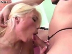 Blonde Shemale Sex Passions