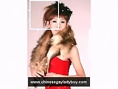 Chinese crossdresser