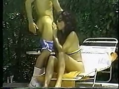 Vintage outdoor sex