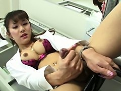Karina Shiratori Hot Wanking