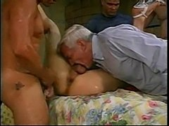 Asian TS DP and gangbang