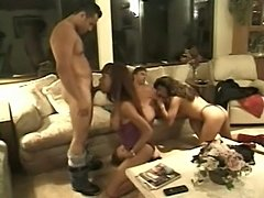 Sexy Tranny In Group Hard Pounding