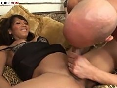 Ladyboy And Stud Fuck Each Other Till Creams