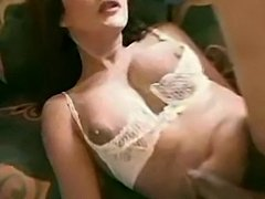 Pretty T-girl And Chap Fuck Each Other