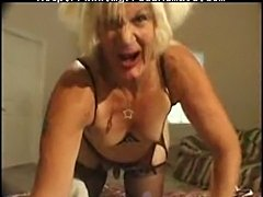 Dirty Rotten Amateur Crossdresser Blowing