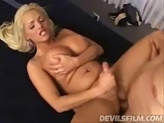 Crazy sex with a passionate ladyboys