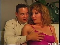 Vintage shemale in lingerie gets fucked